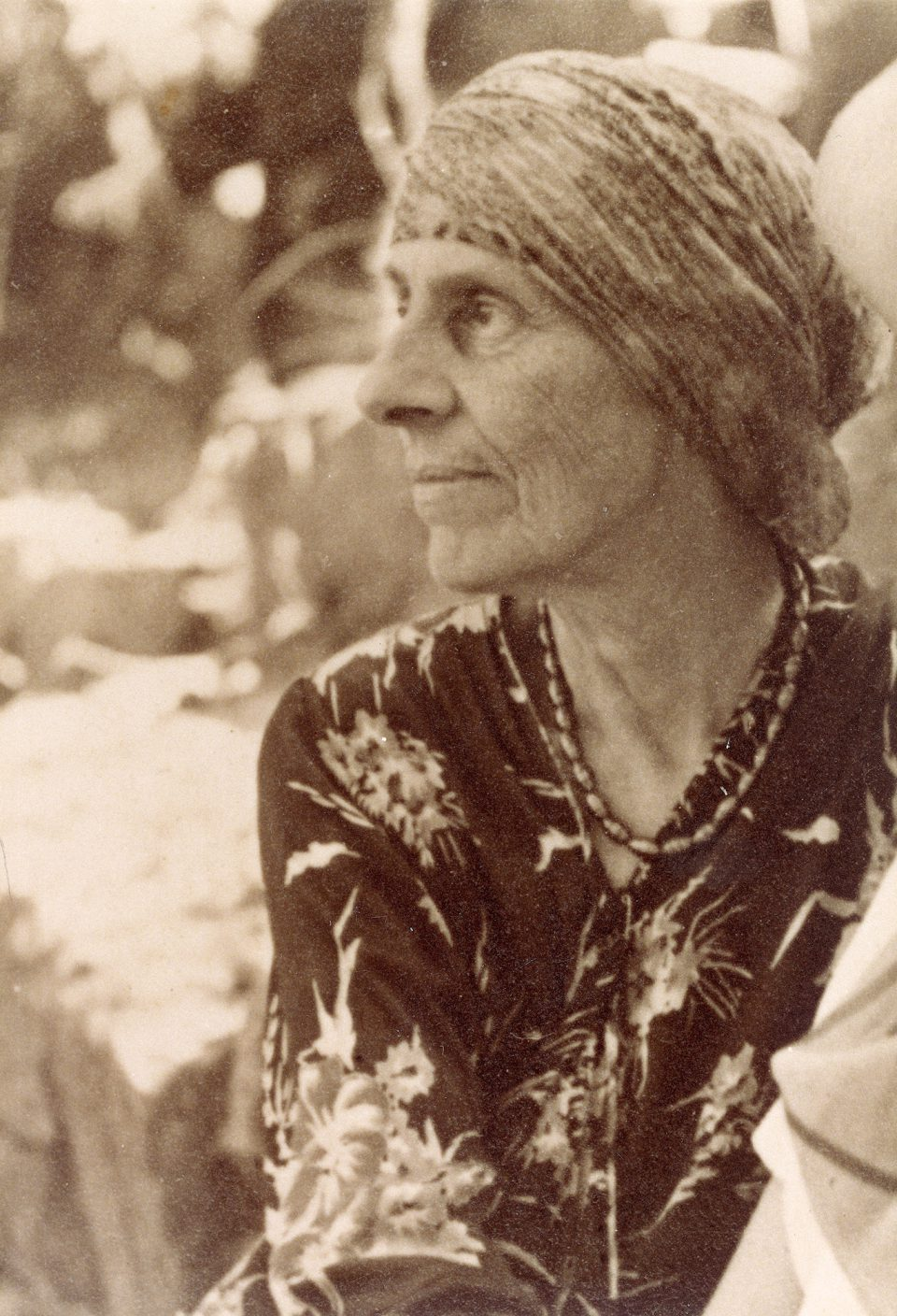 Marion Mahony Griffin, circa 1935. National Library of Australia