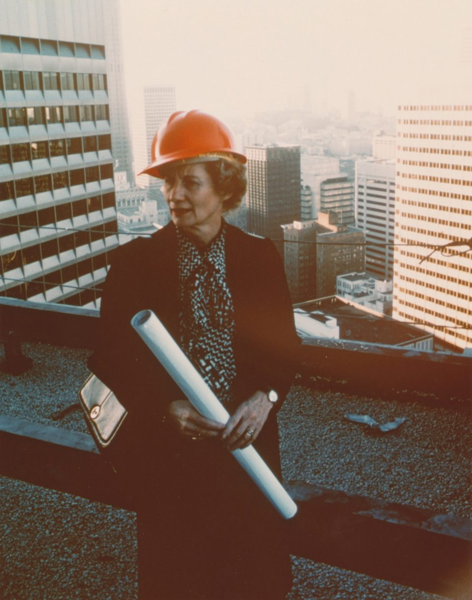 Beverly Willis, San Francisco, 1982. Beverly Willis Archive