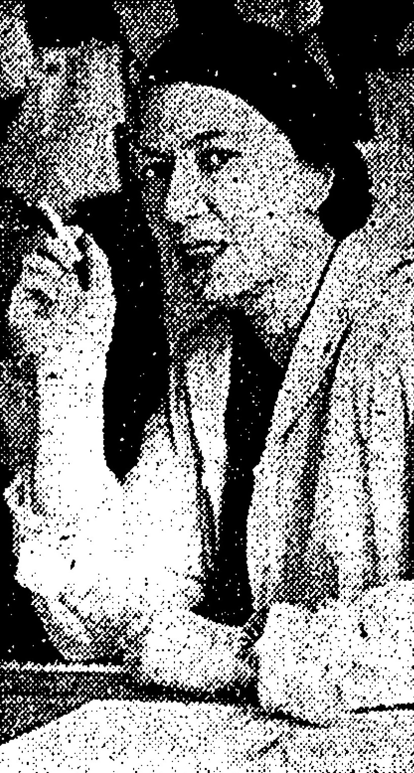 "Elsa Gidoni. Mary King, ""There's a Quiet Woman's Quiet Touch in the Travelers Insurance Building,"" Daily Boston Globe, April 3, 1960"