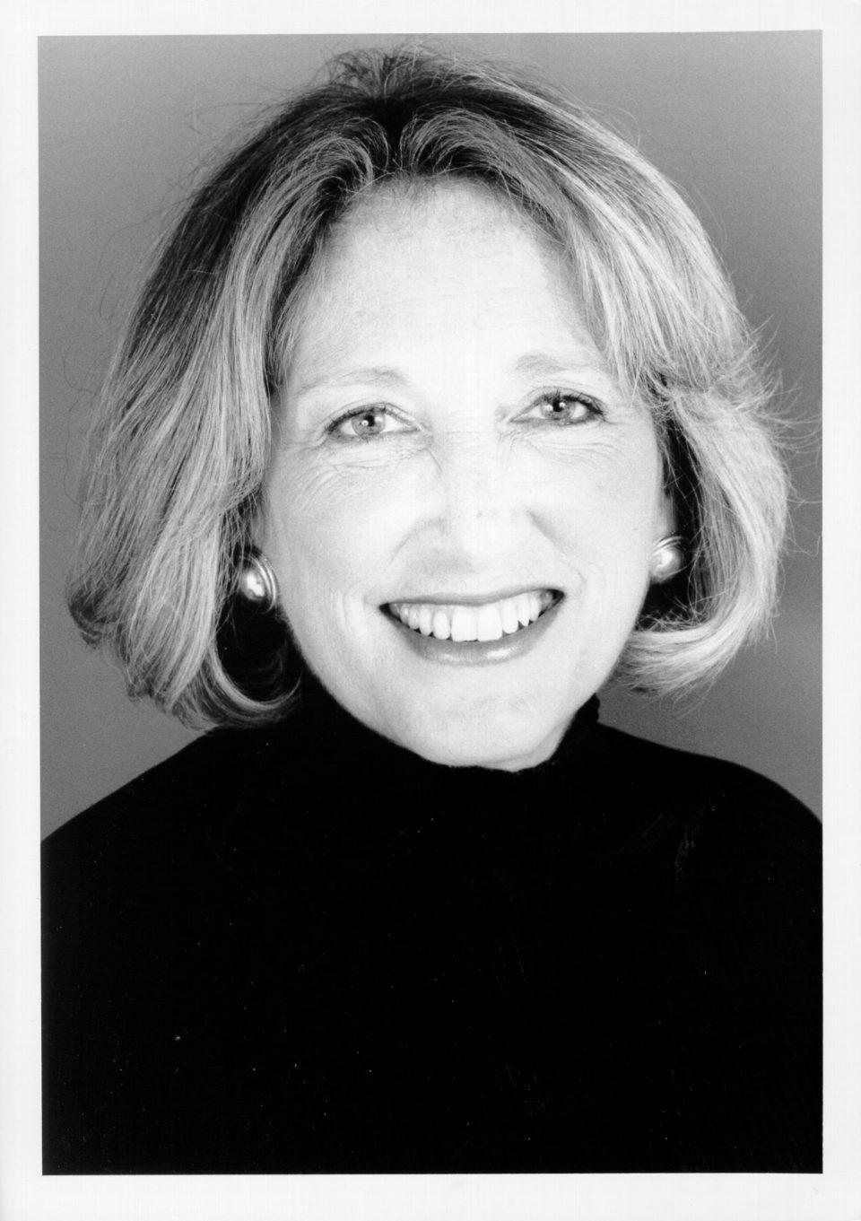 Susan A. Maxman, portrait, circa 2000. SMP Architects