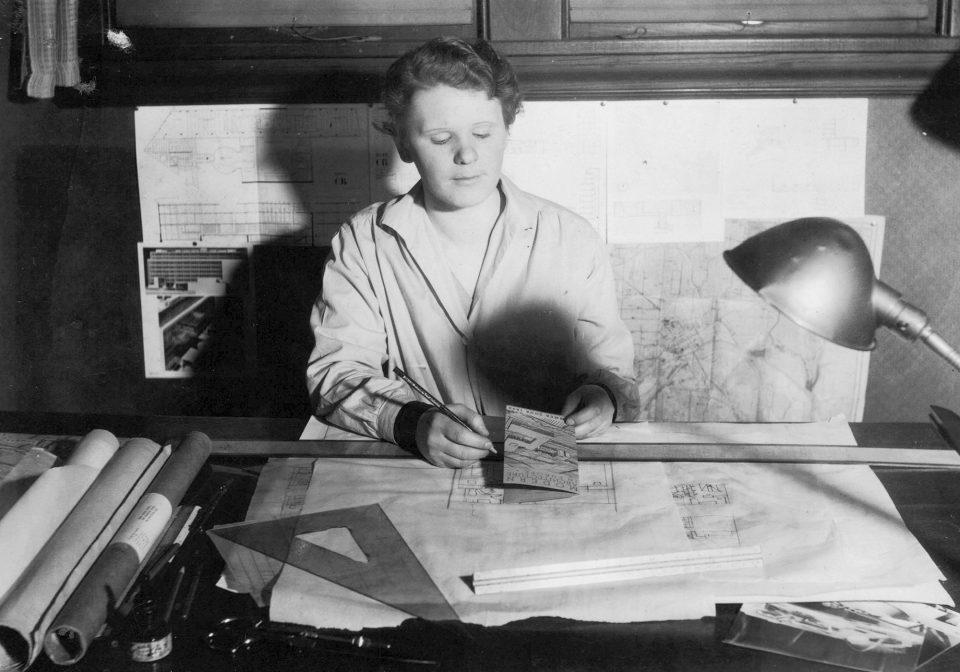 Jane West Clauss, circa 1932