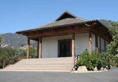 Lutah M. Riggs, Vedanta Temple, Montecito, Calif, 1954–56. Courtesy of Irene Cheng.