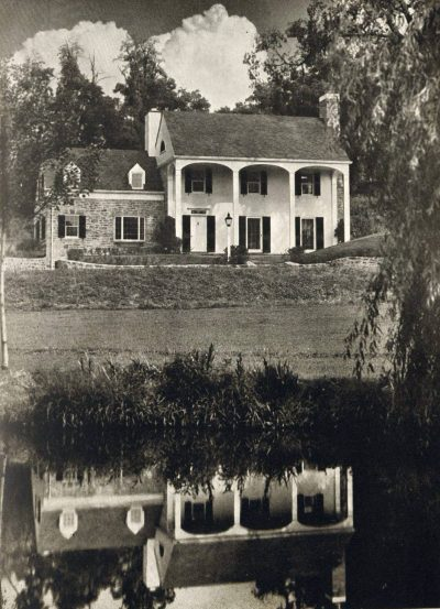 Verna Cook Salomonsky, Clarence G. Novotny residence, Berkley, Scarsdale, N.Y., 1935, from Residences Designed by Verna Cook Salomonsky, Architect (1936)